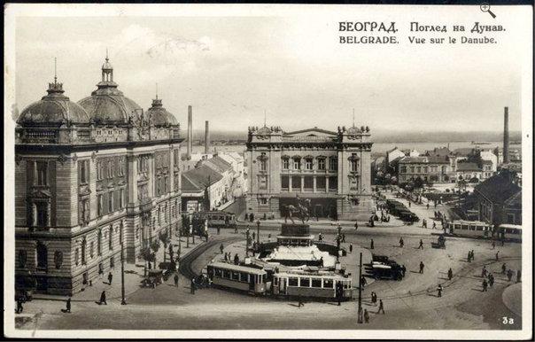Slike starog Beograda Pozorisni%20trg